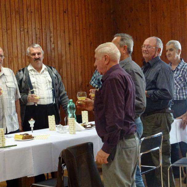 Stretnutie jubilantov 70. a 80. ročných