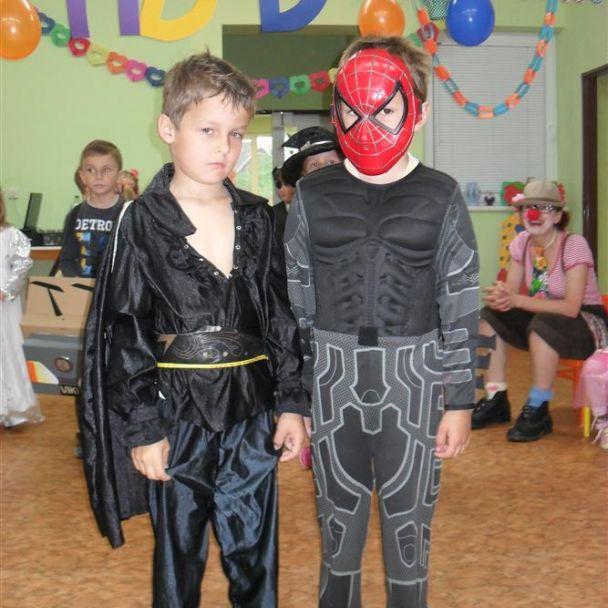 MDD 2013 - Karneval v MŠ