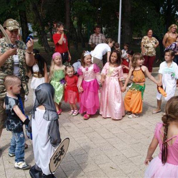 Karneval v MŠ 2012