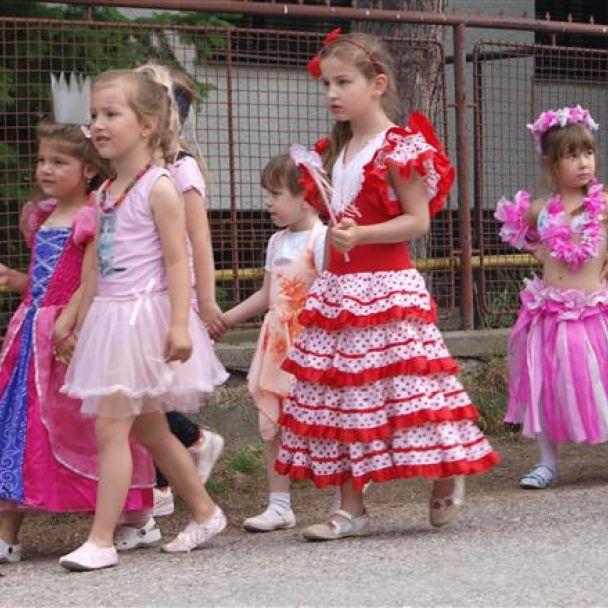 Karnevalový sprievod MDD 2011