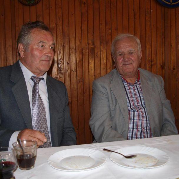 Stretnutie 70. a 80. ročných jubilantov