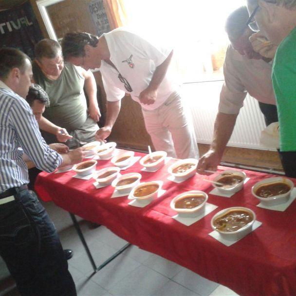 Súťaž vo varení gulášu 2013