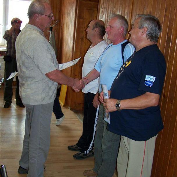 Okresné športové hry seniorov 10.9.2014