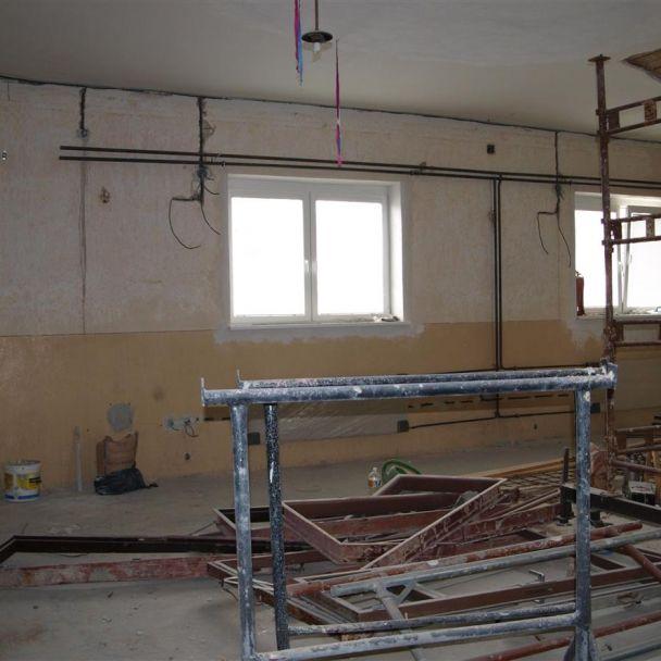 Rekonštrukcia Kultúrneho domu Andač