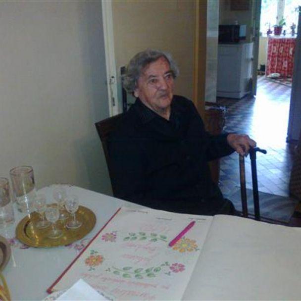 J. Bojdová 90 rokov