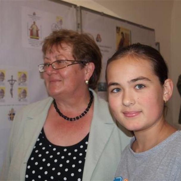 Oslavy k 1150.výročiu príchodu sv. Cyrila a Metoda 25.9.2011