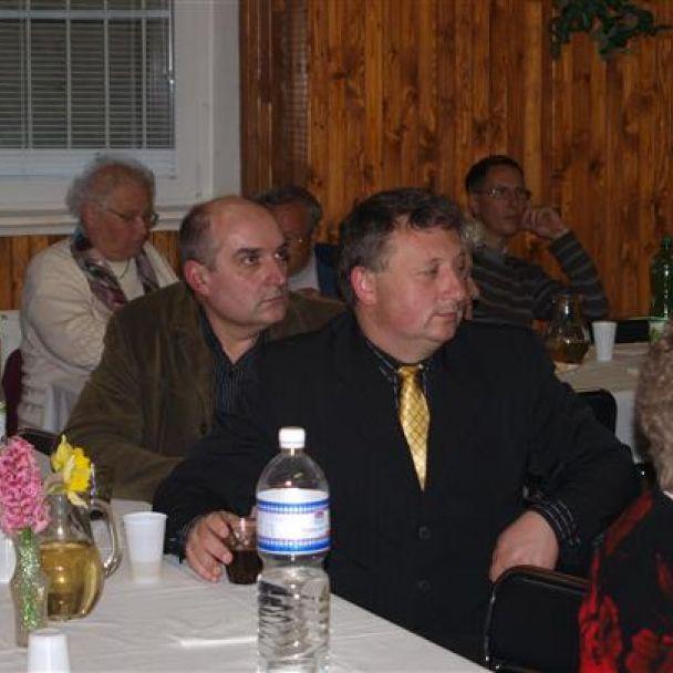 Klub dôchodcov - 15. výročie