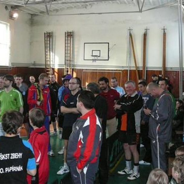 Úspešný stolnotenisový turnaj v Zbehoch