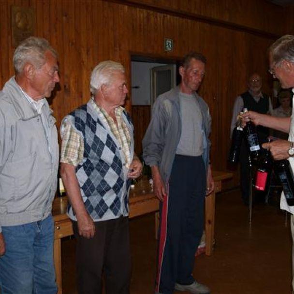 Ochutnávka vín 13.5.2011