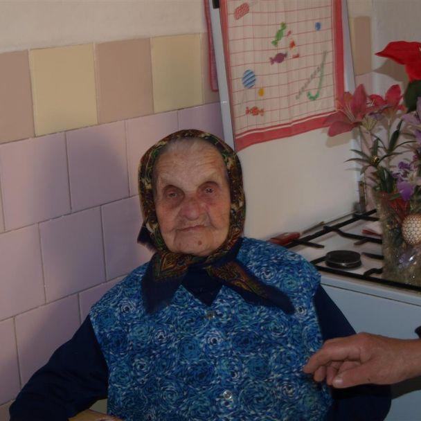 90. ročná M. Muranová