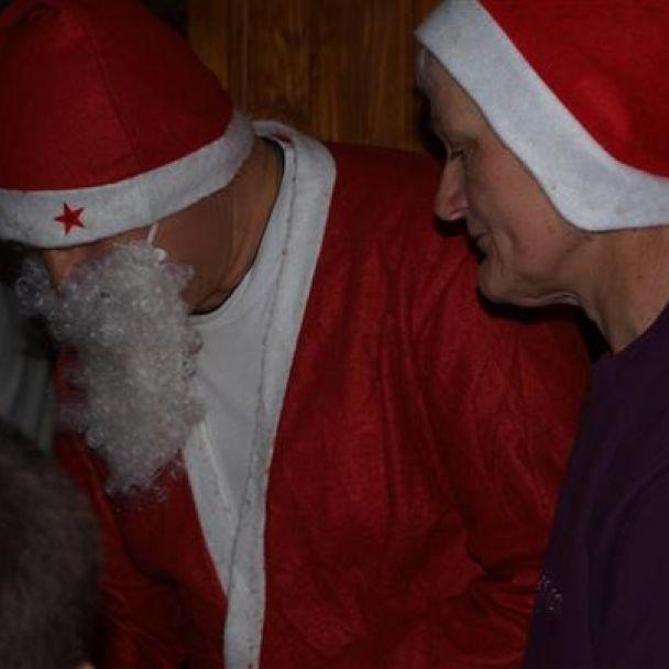Vianočná výzdoba a Mikuláš