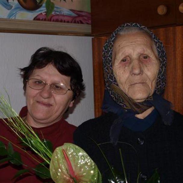 90 roční jubilanti