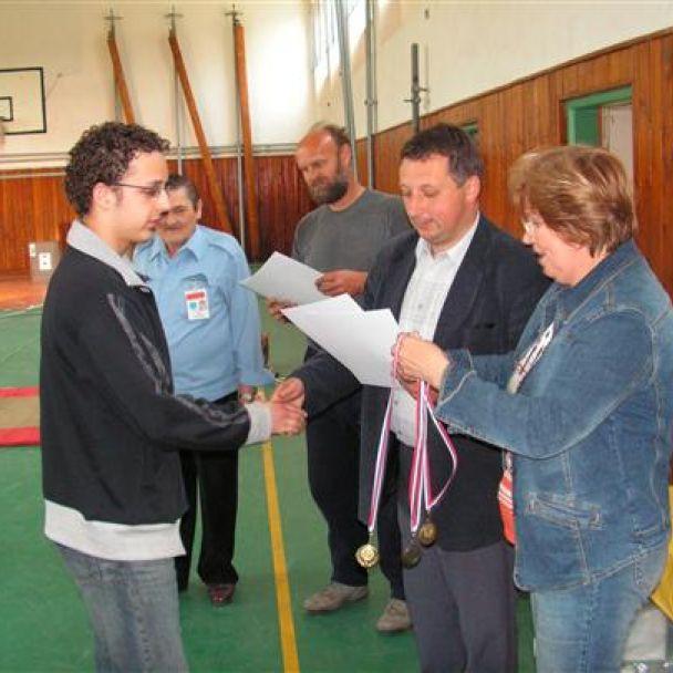 Veľkonočný turnaj vo vzduchovke 2007
