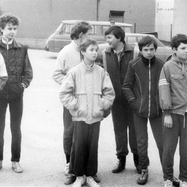 Fotografie zo začiatku činnosti organizácie