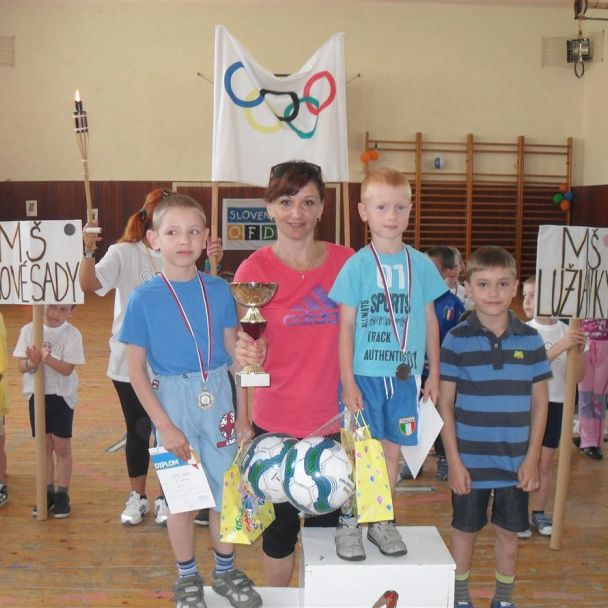 Olympiáda MŠ 2014