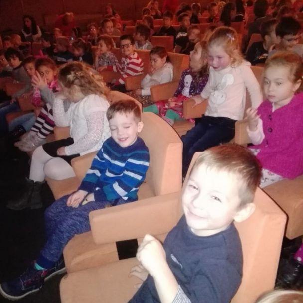 Návšteva bábkového divadla v Nitre