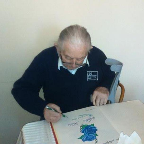 Štefan Fuska - 90. ročný jubilant