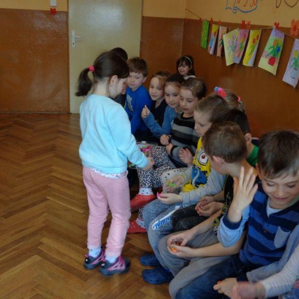 Návšteva 1. triedy ZŠ Zbehy