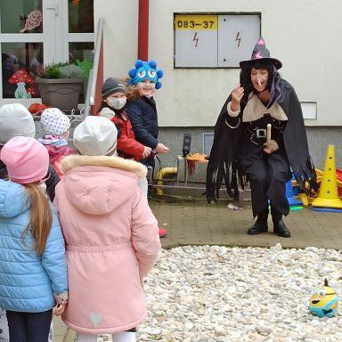 Materská škola - tekvičková slávnosť