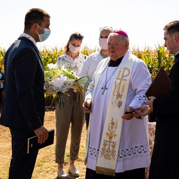 Požehnanie kaplnky 10.9.2020