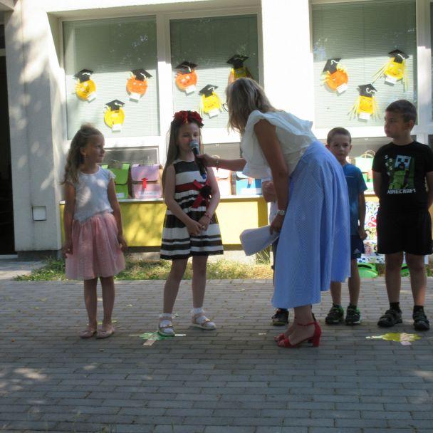 Rozlúčka predškolákov