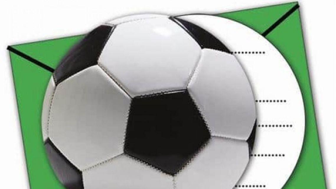 Pozvánka na prípravný futbalový zápas