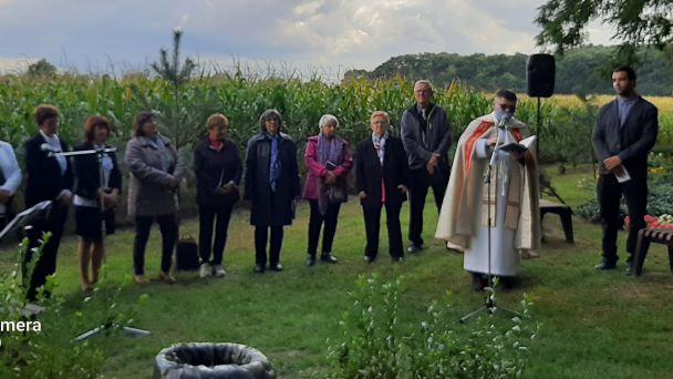 Požehnanie kaplnky Fatimskej Panny Márie