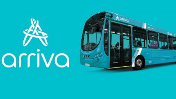 Oznam pre cestujúcich od spoločnosti ARRIVA