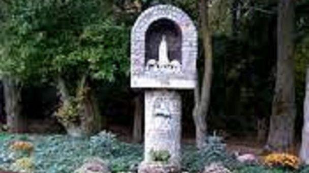 Pozvánka na požehnanie kaplnky Fatimskej Panny Márie v Zbehoch