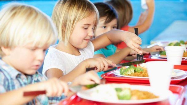 Stravovanie v Školskej jedálni pri ZŠ Zbehy