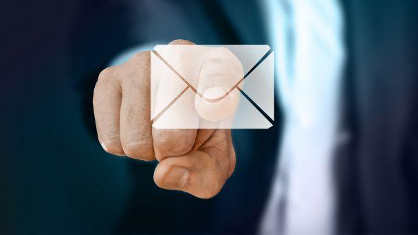 Oznámenie o uložení poštových zásielok