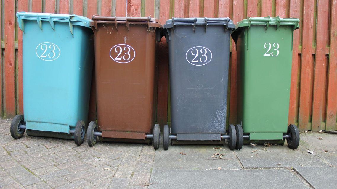 Upravený zber odpadu